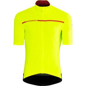 Castelli Gabba 3 Jersey korte mouwen Heren, yellow fluo